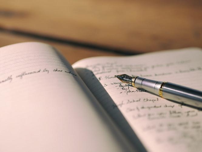 Why I Choose To Keep A Journal
